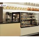 Vitrină frigorifică de patiserie Limicola 1,0