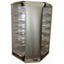 Raft frigorific de colț interior R-1 PR NW/90