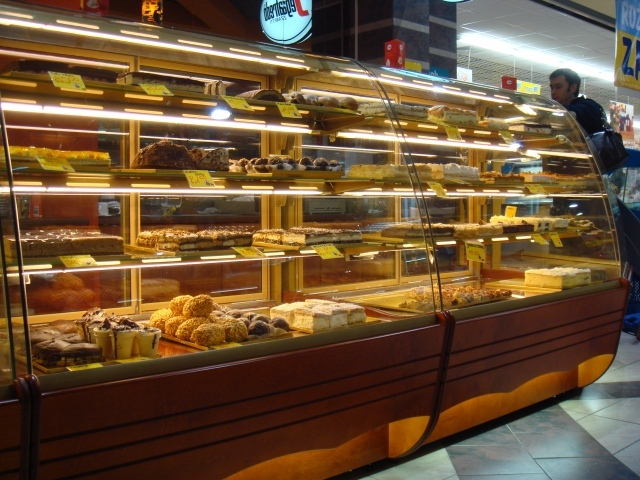 C-1 90 BLN BELLISSIMA - Neutral confectionery counter