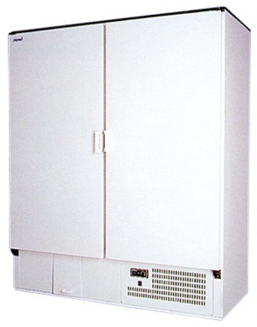 SCH 800 Solid door cooler with double door