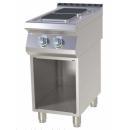SPQ-740 E Mașină de gătit electrică cu 2 plite pătrate şi suport