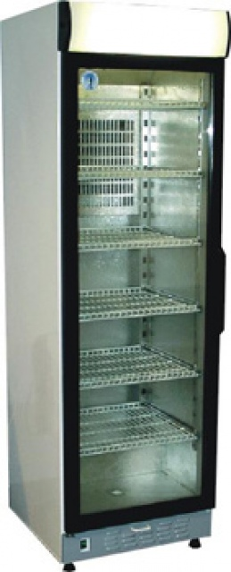 ECO+445 - Glass door cooler with display