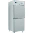 COMBI CC700 INOX Solid door INOX cooler with double cooling space