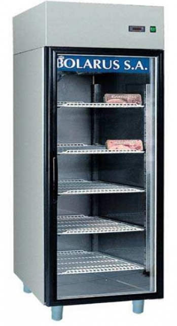 GASTRO C 500 INOX - Glass door cooler