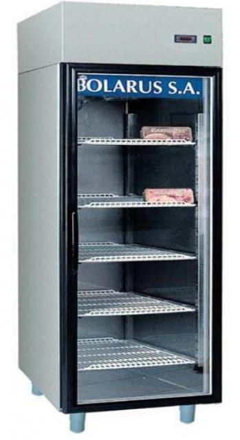 GASTRO C 500 INOX - Glass door cooler