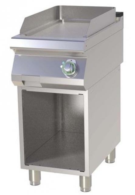 FTH-740 E - Elektromos szeletsütő nyitott alsó tárolóval és sima sütőfelülettel