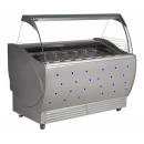 K-1 CR 10 CORNETTI - Ice cream counter for 10 flavours