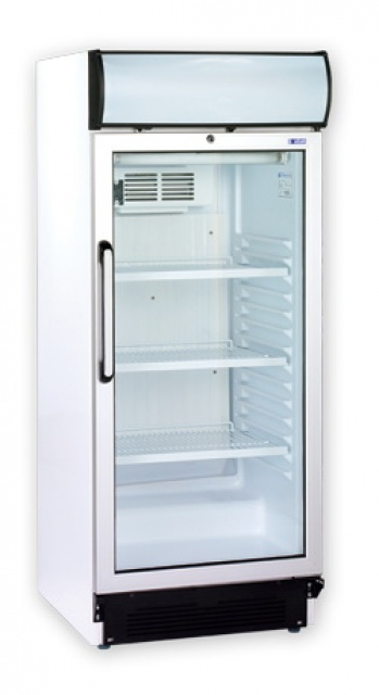 USS 220 DTKL - Glass door cooler with display