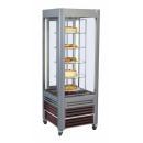 Vitrină frigorifică verticală de patiserie cu rafturi fixe ANTILA SCA 02