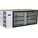 Vitrină frigorifică orizontală cu spaţiu de expunere dublu L-185-2