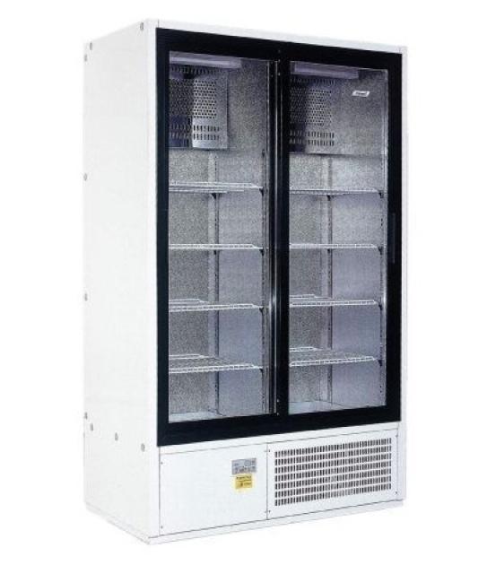 CC 1600 SGD (SCH 1400R) - Cooler with sliding glass doors