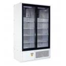 Vitrină frigorifică verticală cu uşi glisante SCH 1400 R