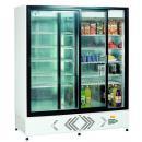 ECO+C1400 - Csúszó üvegajtós hűtővitrin