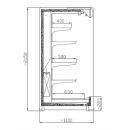 Raft frigorific cu agregat extern RCHM 1,25/1,1