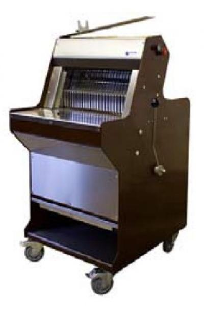 KSZ-215 - Gördíthető állványos kenyérszeletelő gép