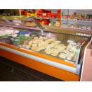 Vitrină frigorifică orizontală cu autoservire | LCD Dorado D SELF 1,2