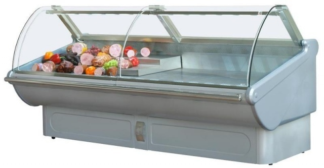 LCT Tucana 1,25 - Counter with liftable front glass