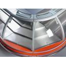Vitrină de colț exterior 45° | LCP Pegas SPH EXT45