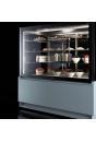 Vitrină frigorifică de cofetărie și patiserie Limicola 1,0