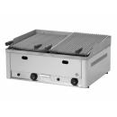 GL 60 G - Gas lava stone grill