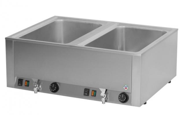 BMV-2120 - Elektromos vízmedencés melegentartó
