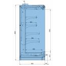RCO Octans 02 1,25 Raft frigorific cu agregat extern