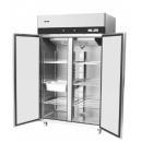 MBF8117 - Kétajtós rozsdamentes hűtőszekrény
