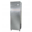 SCH 700 GN INOX - Teleajtós rozsdamentes hűtőszekrény