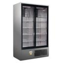 CC 1600 SGD INOX (SCH 1400R) Cooler with sliding glass doors