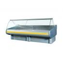 WCH IM 1,2 Counter with curved glass (Market line)