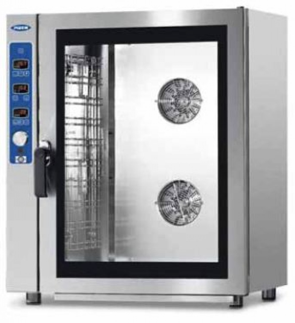 DG940 - Gas powered combi steam oven 10x (600x400) or GN 1/1