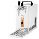 PYGMY 25/K - Száraz hűtésű, egykörös sörhűtő beépített légkompresszorral