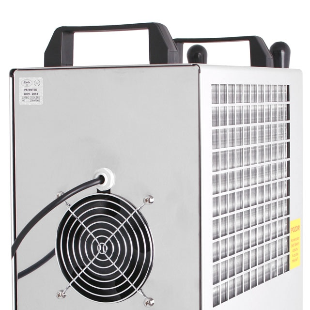 KONTAKT 40 - Dry contact double coiled beer cooler