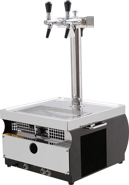 KONTAKT 55 - Száraz hűtésű, kétkörös sörhűtő