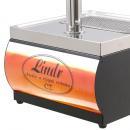 KONTAKT 55/K Profi - Száraz hűtésű, kétkörös sörhűtő beépített légkompresszorral