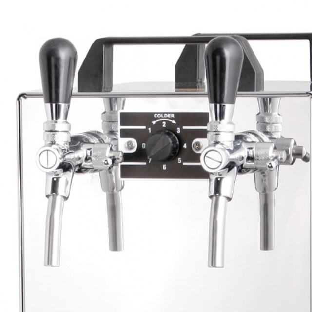 KONTAKT 70 - Dry contact double coiled beer cooler