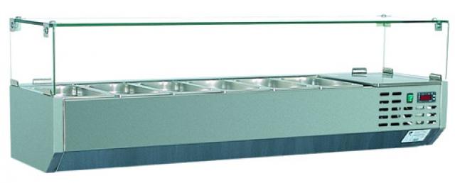 Vitrină frigorifică pentru salate NSCH -2