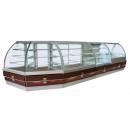 Vitrină frigorifică de colț exterior LCC Carina 02 NZ EXT 45