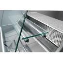 Vitrină frigorifică orizontală cu geam curbat LCG Gemini SL 1,0
