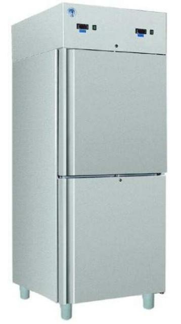 Dulap frigorific dublu COMBI CF 700 INOX