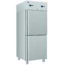 COMBI CF 700 INOX - Combined INOX chest cooler and freezer