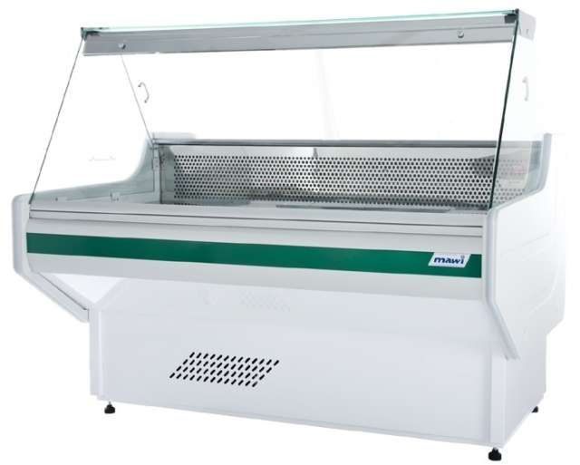WCH 1,3/1,1 Counter with straight glass