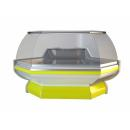 NCHSNZ 1,3 - Curved glass external corner counter (90°)