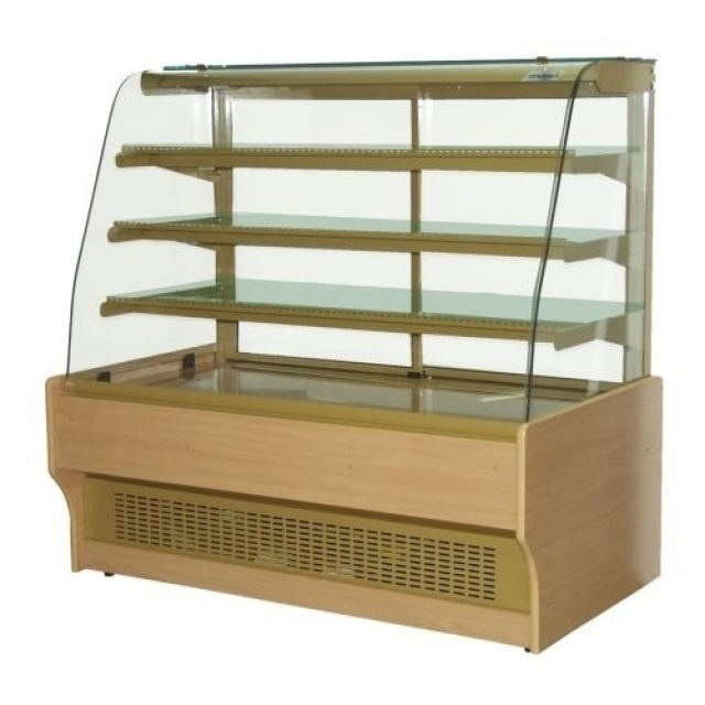 WCH CN 1,0/0,9 - Confectionary counter with laminated cover