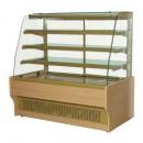 Vitrină frigorifică de cofetărie și patiserie WCH CN 1,0/0,9