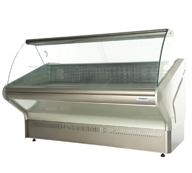 Vitrină frigorifică orizontală WCHR 1,3/1,1