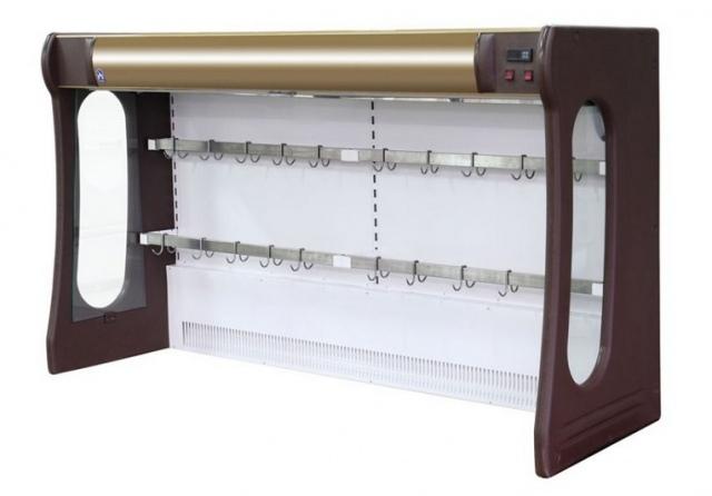 Szárazáru tároló faliregál 1040 mm-RCh-1-2/B -HELION