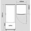 Vitrină frigorifică verticală RT-98L(1R)