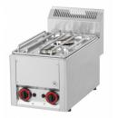 SP 30 GLS - Gas range with 2 burners