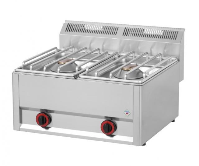 SP-62 GLS Maşină de gătit cu 2 arzătoare